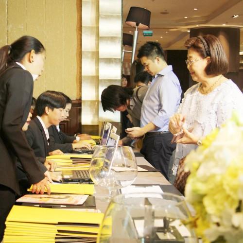 """ร่วมแบ่งปันความรู้ จัดสัมมนา """" เปิดใจคู่ค้าเพิ่มยอดขายง่ายแค่คลิ๊ก """" กับ Krungsri Online Business Matching"""