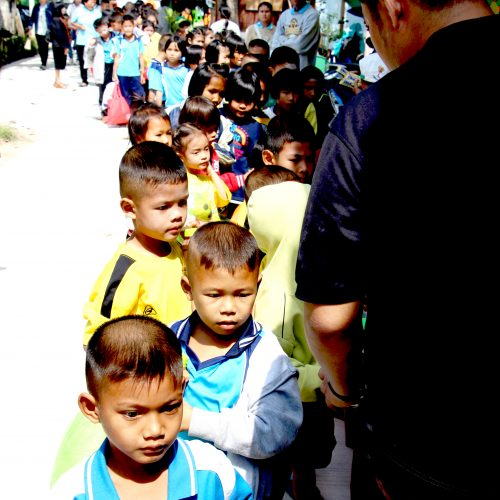 ทเวนตี้โฟร์ ช้อปปิ้ง ร่วมจัดงานวันเด็กแห่งชาติ ปี 2561 ณ รร.บ้านสามเรือน และรร.ท่าเสลา จ.เพชรบุรี