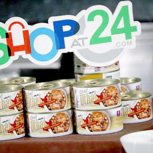 Shopat24 พร้อมเสริฟความอร่อย
